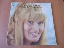 "12"" LYNN ANDERSON - THE CHRISTMAS ALBUM 1971 stampa U.S.A."