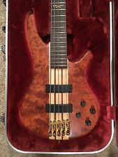 Ibanez 2006 Prestige Limited Edition, 5 String Bass Guitar. SR 1005 EBG
