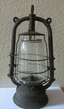 Antike Petroleum Lampe Feuerhand No. 305 Germany ,D.R. Patent, Made in Thuringia