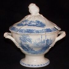 Earthenware Unmarked Date-Lined Ceramics (Pre-c.1840)