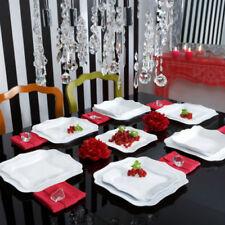Ragstore - Servizio piatti da Tavola in Arcopal pz 19 Authentic White Luminarc