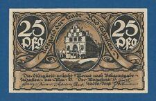 ALEMANIA // GERMANY -- NOTGELD -- BAD SALZUFLEN -- 25 PFENNIG ( 1921 ) -- UNC .