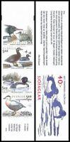 H440 Sweden 1993 Scott# 2028-2031 MNH stamps Sea birds ducks geese waterfowl