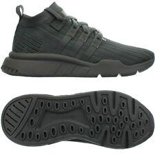 Adidas EQT support mid ADV gris oscuro señores mid-cut sneakers ocio mentecato