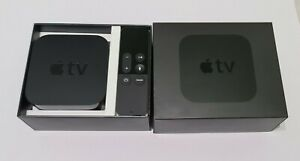 Apple TV 4th Generation 32GB MGY52HB/A Model A1625 Black