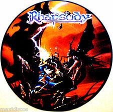 """12"""" - Rhapsody - Holy Thunderforce (VINYL MAXI PICTURE DISC, LTD.EDIT. 2000) NEW"""