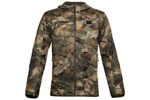 Under Armour Storm Brow Tine Realtree Camo Jacket Men's Size XL 1355316 991 NEW