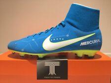 Nike MERCURIAL VICTORY vi DF attrezzature FG NEYMAR sockboots ~ 921506 400 ~ UK 8.5