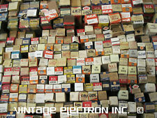Lot (100) ASSORTED/MIXED VACUUM TUBES - Radio/Ham/TV (Grab Bag, FREE SHIPPING)