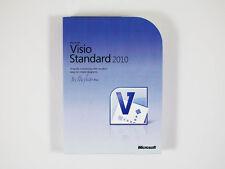 Microsoft Visio 2010 Standard Vollversion, englisch, SKU: D86-04140