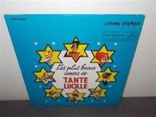 Les Plus Beaux Contes de Tante Lucille Desparois Danis . Felix Bertrand . RCA LP