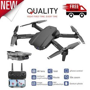 NYR E99 Pro2 RC Mini Drone 4K Dual Camera WIFI Aerial Photography FPV Quadcopter