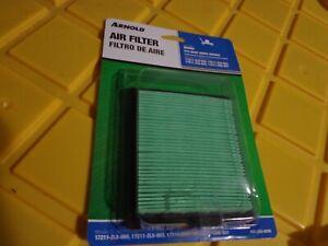 Arnold Air Filter Honda 490-200-0006 5-to-6-1/2-HP 490-200-0006