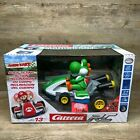 NEW Carrera RC Official Mario Kart Yoshi Race Kart 1:16 Scale 2.4GHz 13 MPH RTR
