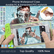 Underwater Waterproof Case Dry Bags Pouch Mobile Phone iPhone 6 7 8 9 Plus X Xs