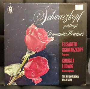 Elisabeth Schwarzkopf – Schwarzkopf Portrays Romantic Heroines - Vinyl LP