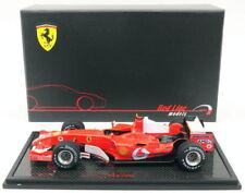 Modellini statici di auto da corsa Michael Schumacher ferrari Scala 1:24