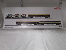 """Marklin 42999 HO """"Auto Train"""" Car set"""