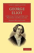George Eliot (Paperback or Softback)
