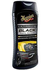 Meguiar's Ultimate Black Dash Trim Plastic Restorer Kunststoffpfleger G14512EU