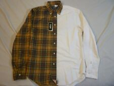 GITMAN BROS VINTAGE x OPENING CEREMONY Flannel New WO Tags $220 S Made USA