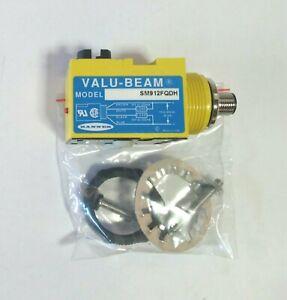 Banner VALU-BEAM Fiber Optic Sensor SM912FQDH 31165