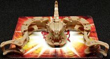 Bakugan Battle Brawlers Rare Tan Subterra Scorpion New Vestroia Trap Spin Master