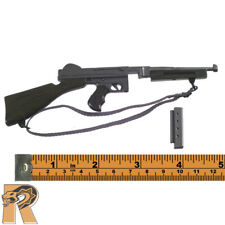 Alamo Scout - Thompson Machine Gun w/ Mag - 1/6 Scale - Gear Box Action Figures