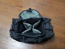 Domke J-3 Super Compact Journalist Camera Bag, Black. #700J3B