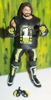 WWE AJ Styles Action Figure Mattel Elite Series 74 Wrestling