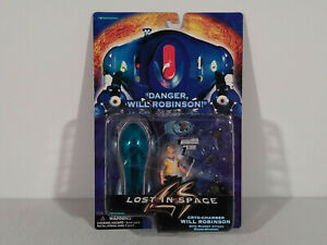 Lost In Space Movie Action Figure, Cryo-Chamber Will Robinson, Trendmasters 1997