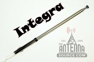 Acura INTEGRA Power Antenna MAST 1990-2001 STAINLESS STEEL
