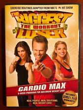 The Biggest Loser - The Workout - Cardio Max (DVD, 2007, exercise) - FIT18