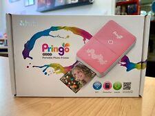 Hiti Pringo family WiFi portable Photo Printer White