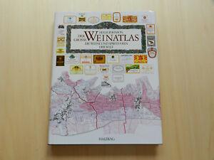 Der große Weinatlas - Weine und Spirituosen der Welt - Hugh Johnson