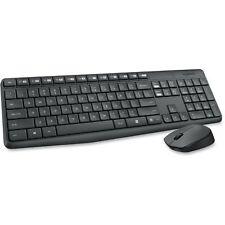 Logitech Wireless Keyboard And Mouse MK235 Gray 920007897
