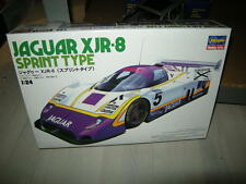 1:24 Hasegawa JAGUAR xjr-8 SPRINT Type Limited Edition n. 20281 OVP