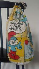 Smurfs  / Les Schtroumpfs Bag  1980s - Sac vintage