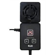 Nano ventilador plus nera, ventola singola per raffreddamento per acquari