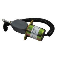Fuel Shut Down Off Solenoid For Ford 5.9L 8.3L Cummins Diesel 2-1/2 bolt 3919422