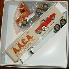 Hershey AACA Car Show '89 '55 Thunderbird, '42 Chevy Pickup Winross Truck