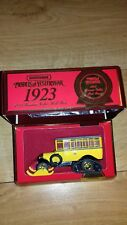 matchbox models of yesteryear 1923 scania-vabis post bus