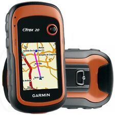 "GARMIN ETREX 20 OUTDOOR PROFI NAVIGATION VIELE FUNKTIONEN 5,5 CM 2,2"" DISPLAY"