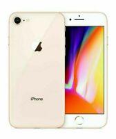 Apple iPhone 8 64GB Gold (Fully Unlocked) 4G LTE Wi-Fi iOS Smartphone - GRADE C