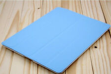 Smart Cover Case W/Stand Hard Back Cover for iPad 2nd 3rd 4th Magnetic Wake up