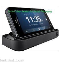 OEM  Motorola Droid 3 Multimedia Desktop Charger HD Dock