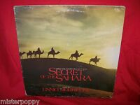 MORRICONE Secret of the Sahara OST LP 1987 EX ITALY AMII STEWART