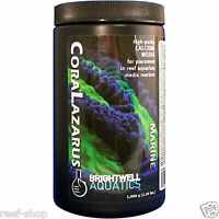 Brightwell Coral Lazarus 1000 gram Calcium Reactor Media Free USA Shipping