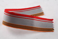 Soviet Medal 25 Years Military Service Veteran Replacement Ribbon New