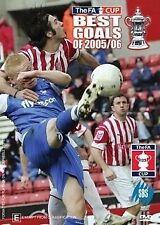 FA Cup 2005-06 Best Goals (DVD, 2006) region 4